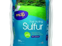 Encap's Fast Acting Sulfur is the best product for