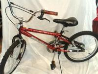 "Carefully Used 20"" Magna Rip Claw Bike $50 cash money"