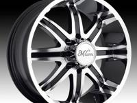 Milanni 20' Special $779.00 You Are Buying 4 New Wheels