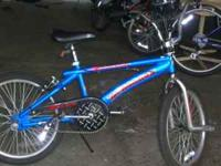 "For Sale: 20"" Mongoose BMX bike Call:  Location:"