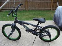 "Up for sale is a 20"" Mongoose Trick / Freestyle bike."