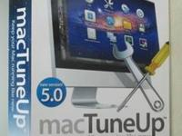 New, Unused, Sealed, Unregistered, MacTuneUp ver5.0