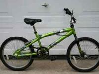 "20"" NEXT ""Chaos"" BMX Freestyle Bike. Alloy Rotor Stem"