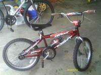 Specifications: • Frame type: BMX • Frame