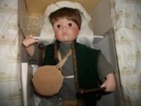 I have 3 Ashton drake dolls. 2 Snow angles and
