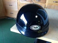 Up for sale is a THH HALF Shell Cruiser helmet. This