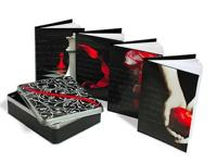 The Twilight Journals set includes four gorgeous