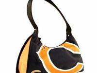 20 % OFF Chicago Bears Solid Blue Face NFL Purses