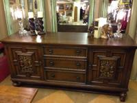 Great choice of vintage, antique, diverse cabinets,