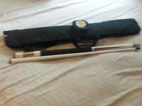 20 oz. Stealth Pool Stick with case in new condition.