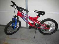 "PRICE REDUCED! Pacific Evolution Youth Bike 20"" Tires 6"