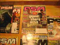 Selling PSM magazinesThese are the 1 Im sell they are