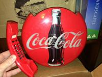 hi I have coke items of all kinds cookie jars, phone,