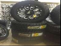 20 RDR WHEELS WITH 35X12.50R20 LEXANY M/T TIRES GREAT
