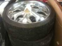 "wynns buy and sell 111 n 3rd ponca city 20"" rims 5lug"