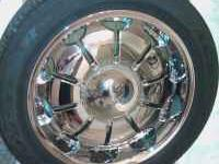 I have 4 , 20'' rims for sale came out of a 2004 envoy