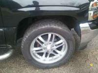 "I have a set of American Racing 20"" rims with 285/50/20"