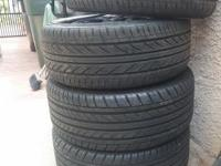 "I have a set of 4 20"" TSW rims and tires for sale. They"