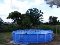 I have a 20 round swimming pool that I had got my kids