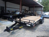 "THIS UNIT IS A 2013 Big Tex 14ET-20BK, 83"" X 20' TANDEM"