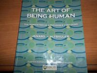 The art of being human, the humanities as a technique
