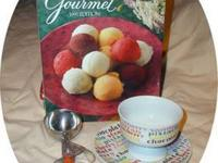 "I have for sale a vintage Gourmet 1991 edition. ""the"