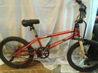 "Carefully Used 20"" Tony Hawk Bike $65 money or credit"