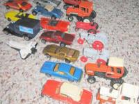 Ertl Toy Tractors (International, Allis Chalmers, and