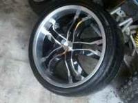 Had them on my nissan juke Good tires May trade for