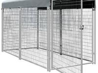 Dr. Bob's Professional Dog Run or Dog Kennel 6 ft.