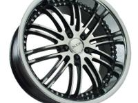 Description The XIX 23 is one of XIX's top wheels. The