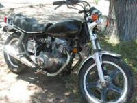 "I have a Honda CB400a ""Hondamatic"" motorcycle without a"