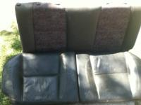Hi I am asking for $40 for the back seats they are in
