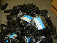 200 Pieces.....RG59 Coax Cable Jumpers.....Use from