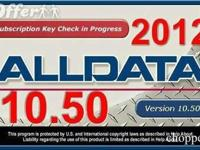 Alldata 10.50 CallThe program Alldata 10.50, contains a
