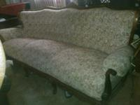 Beautiful fancy antique sofa. Beautiful shape and very