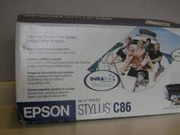 (BRAND NEW, in box) **Epson Stylus C86 Ink Jet