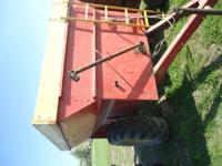 200 bushel auger wagon. works great, was used last