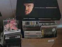 Large lot of Cds from Country,Jazz,oldies,Rock,Easy
