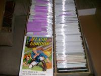 i have around 200 comic book that are in mint condition