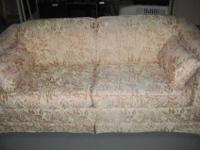 COUCH CAME OUT OF A PARK MODEL TRAILER AND HAS BEEN