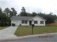Hurry! 3 bed, 2 bath, family room w/vaulted ceiling,