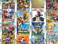 ******* CARTRIDGES WITH 200 GAMES FOR NINTENDO DS  FOR