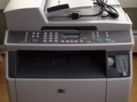 This is a color laserjet all-in-one, with a document