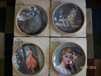 I have several collector series/plates by Norman