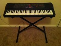 I'm selling this light up keyboard as I'm in need of