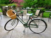 This is a 1971 single-speed Breeze with coaster brake