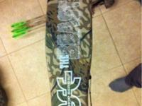 "PSE ""The Beast"" bow, I bought this new, used for three"