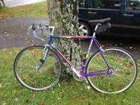 Selling a Schwinn Premis road bike, STEEL frame. Bike