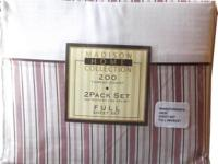 I have 200 thread count *FULL SIZE* sheet sets 2 in a
